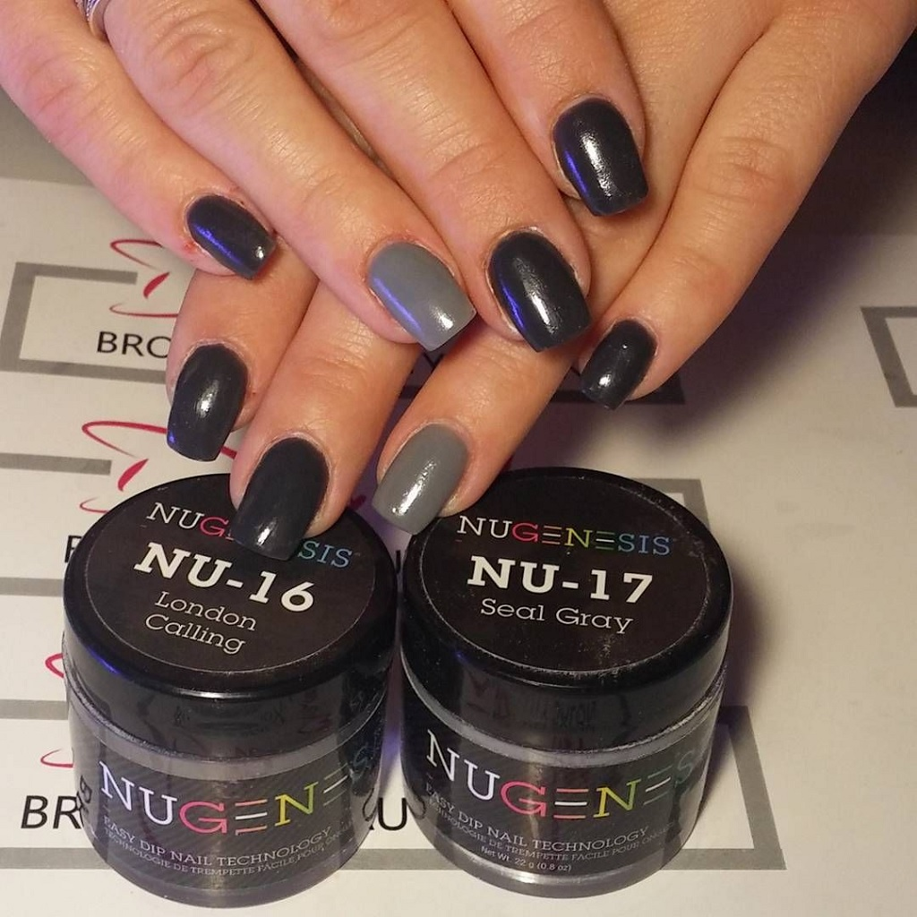 The Right Way to Apply Nugenesis Dip Nail Extensions